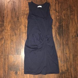 Navy Abercrombie and Fitch dress!